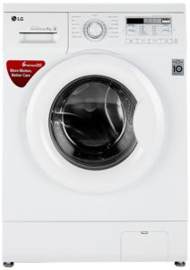 LG 6 kg Fully-Automatic Front Loading Washing Machine FH0B8NDL22