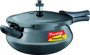 Prestige Deluxe Plus Induction pressure cooker
